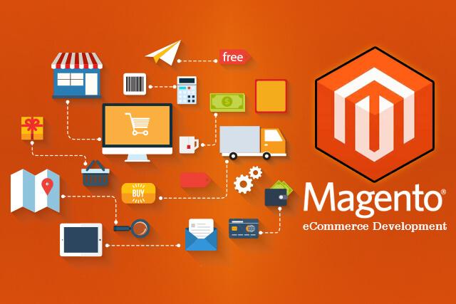 Magento-ecomemrce-development
