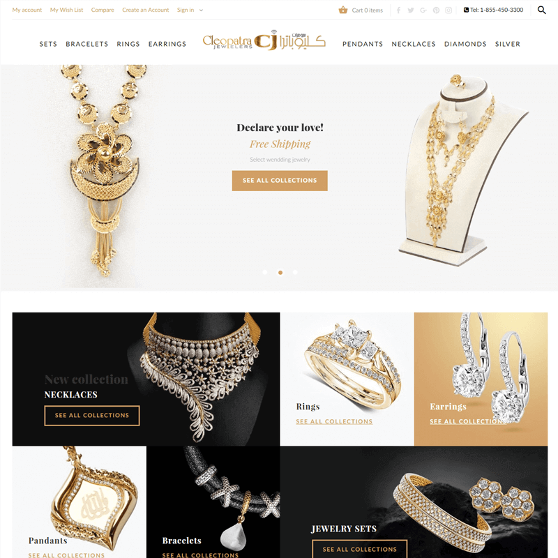 cleopatra jewelers